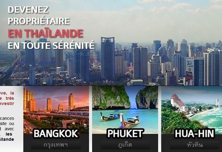 Achat condo Bangkok