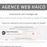 agence web Paris, référencement site et boutique