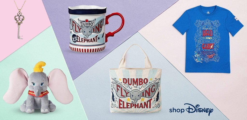 goodies de Dumbo
