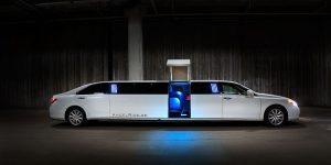 Louer une limousine pour les voyages d'affaires à Marseille